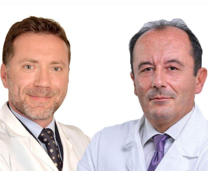prim. dr sc. med. Dejan Ilinčić i prof. dr Vladan Živaljević